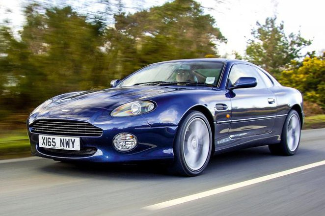 Aston Martin DB7 (94 - 04)