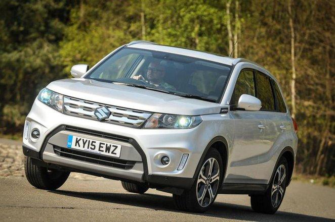 Used Suzuki Vitara 15-present