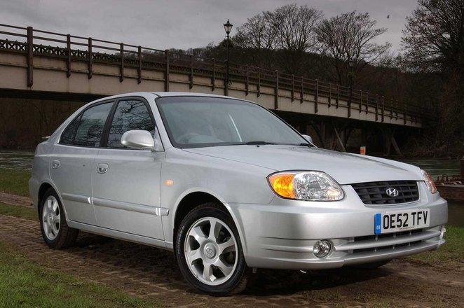 Hyundai Accent Hatchback (99 - 03)
