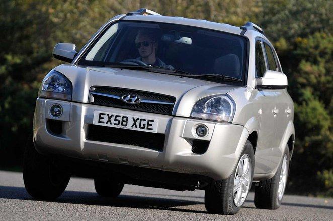 Hyundai Tucson 4x4 (04 - 10)