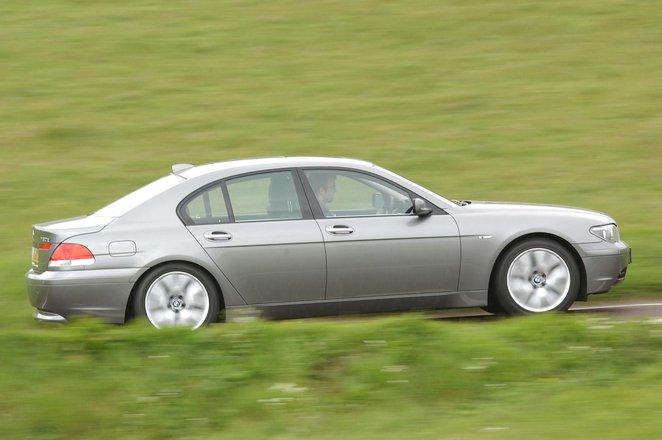 BMW 7 Series (01 - 08)
