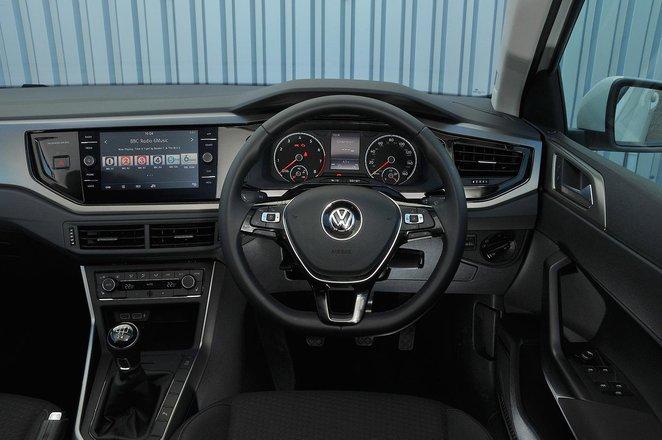 Used Volkswagen Polo 18-present