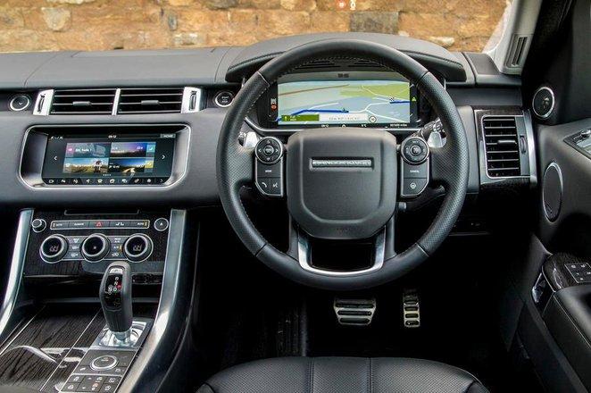 Used Range Rover Sport 14-present