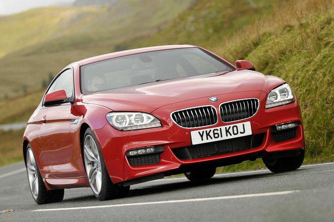 Used BMW 6 Series 2011-2018