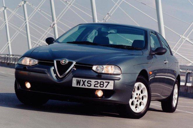 Alfa Romeo 156 (97 - 06)