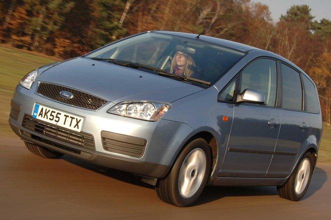 Ford Focus C-MAX MPV (03 - 07)