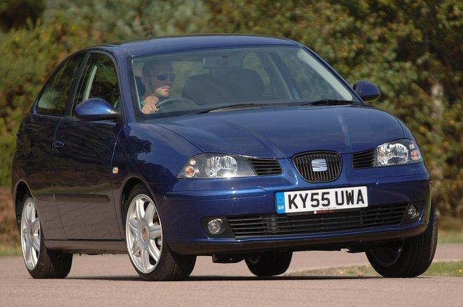 Seat Ibiza Hatchback 02-08
