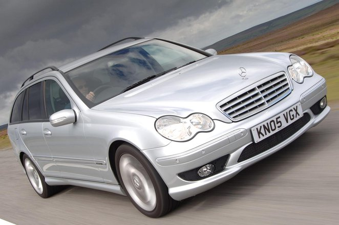 Mercedes-Benz C-Class Estate (00 - 08)