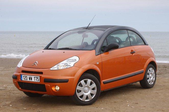 Citroën C3 Pluriel (03 - 10)