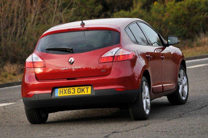 Renault Megane Hatchback (08 - 16)