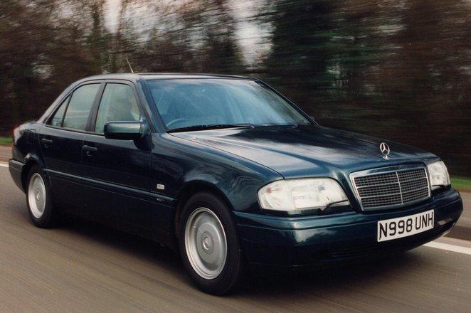 Mercedes-Benz C-Class Saloon (93 - 01)