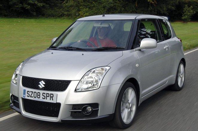 Suzuki Swift Hatchback (05 - 12)