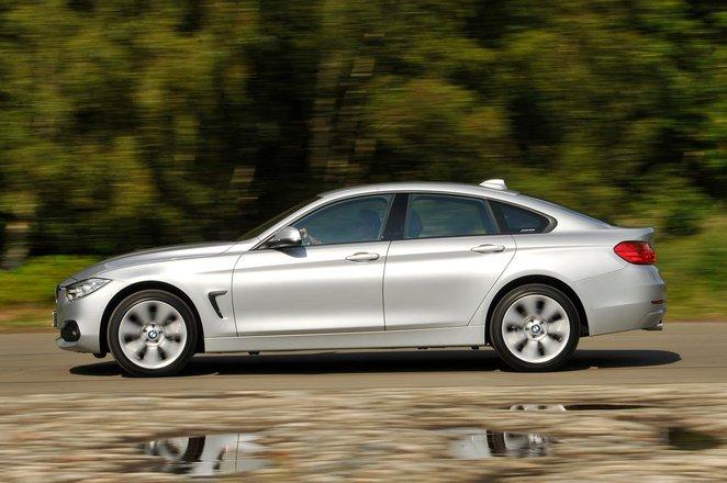 Used BMW 4 Series Gran Coupé 2014-present