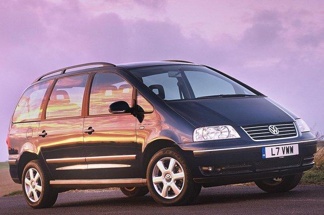 Volkswagen Sharan MPV (95 - 11)