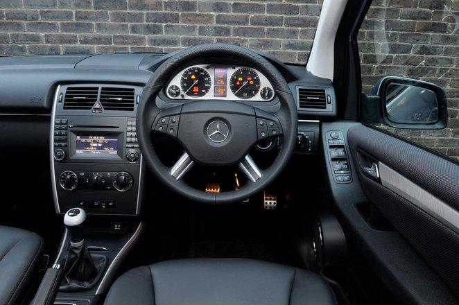 Mercedes B-Class (05 - 12)