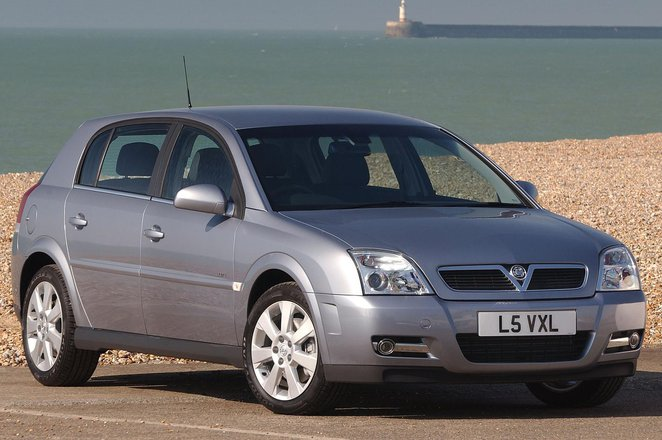 Vauxhall Signum Hatchback (03 - 08)