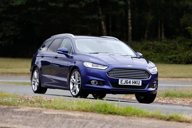 Used Ford Mondeo Estate 15-present