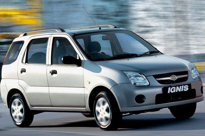 Suzuki Ignis Hatchback (03 - 08)