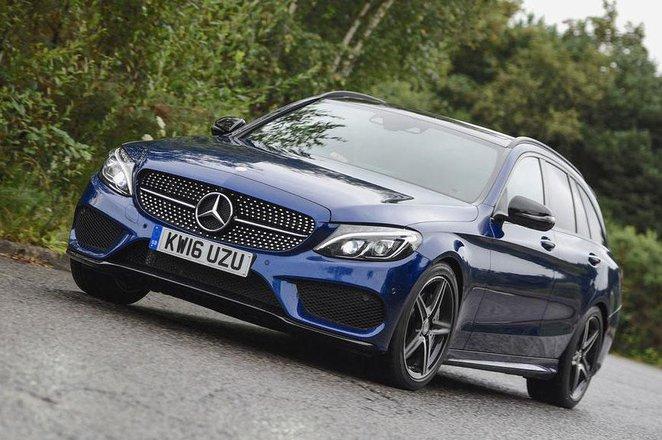 Mercedes-Benz C-Class Estate 2014 - present