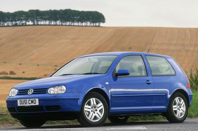 Volkswagen Golf Hatchback (97 - 06)