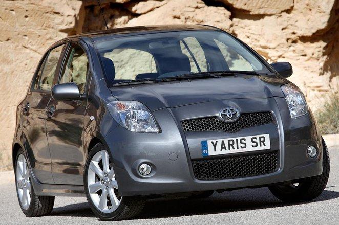 Toyota Yaris Hatchback (06 - 11)