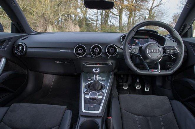 Used Audi TT 15 -present