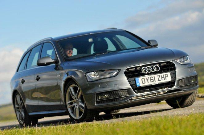 Audi A4 Avant (08 - 15)