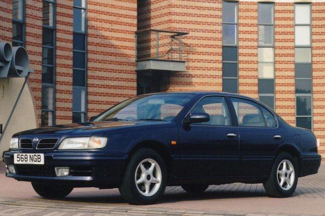 Nissan Maxima QX Saloon (00 - 02)