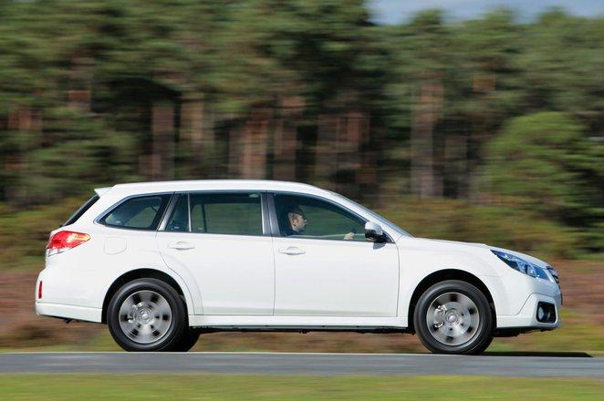 Subaru Legacy Outback (09 - 14)