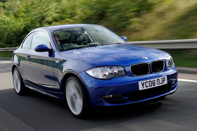 BMW 1 Series Coupe (04 - 14)