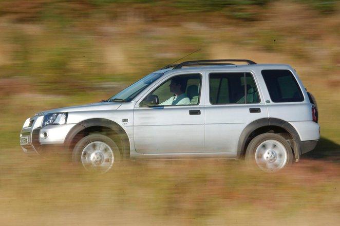 Land Rover Freelander (97 - 06)