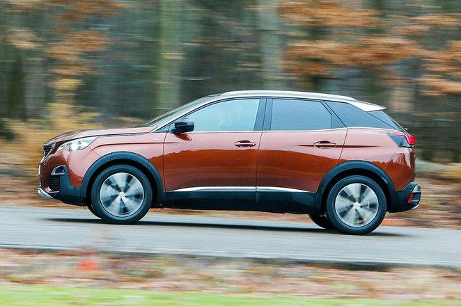 Used Peugeot 3008 2017-present