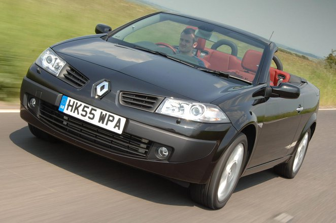 Renault Megane CC (02 - 09)