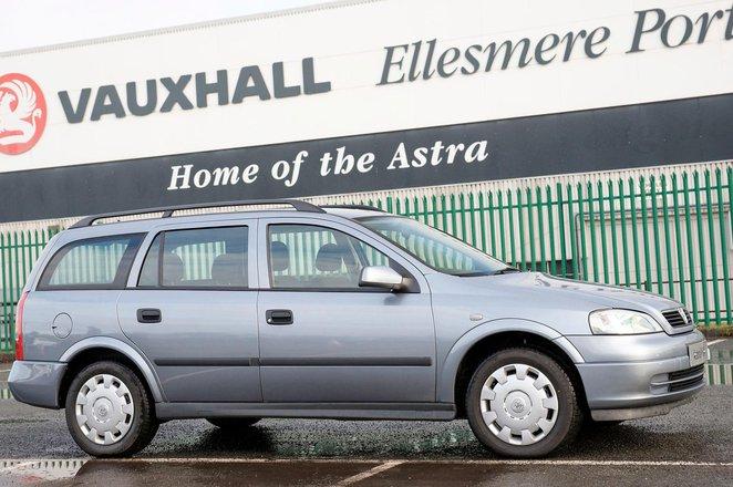 Vauxhall Astra Estate (98 - 04)