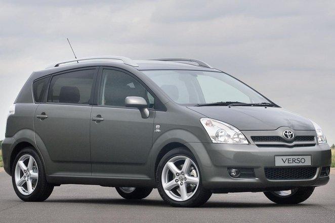 Toyota Avensis Verso (03 - 09)