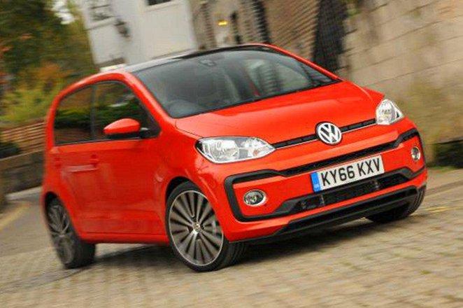 9. Volkswagen Up