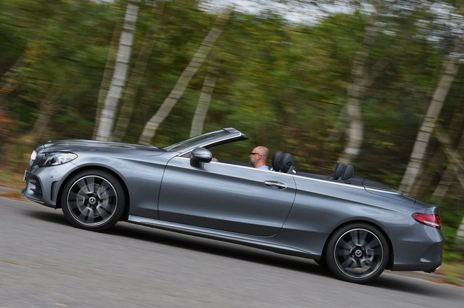2018 Mercedes-Benz C-Class Cabriolet