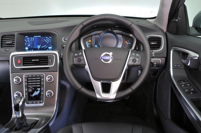 Used Volvo V60 2010-2018