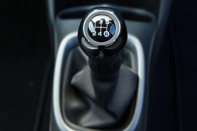 Toyota Aygo gearlever