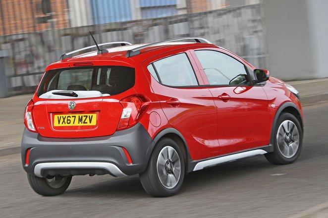 Vauxhall Viva rear