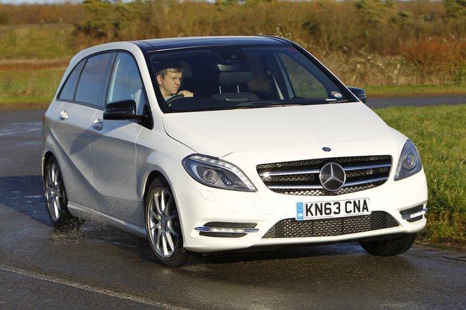 Used Mercedes-Benz B-Class 2012-present