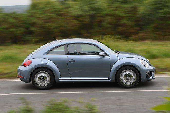Used Volkswagen Beetle 2012-2018