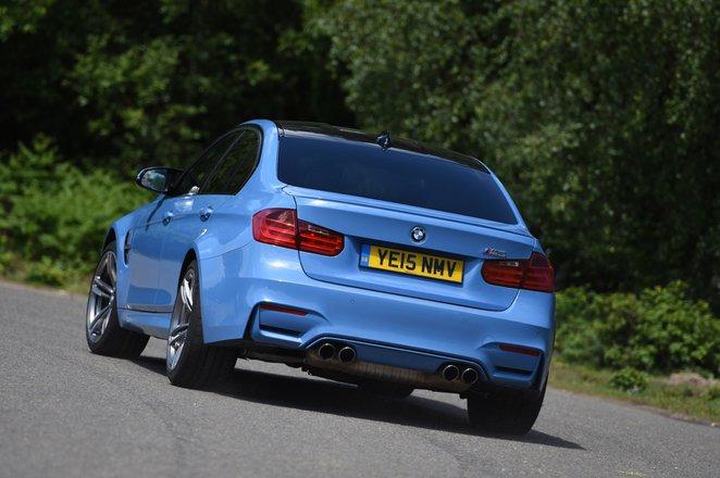 Used BMW M3 2014-2018