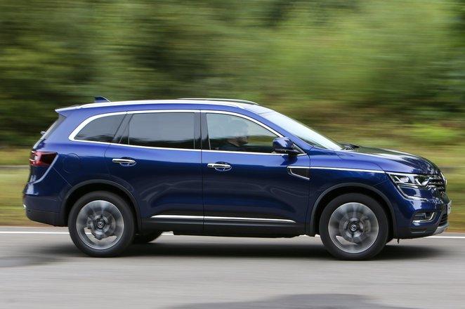 Used Renault Koleos 2017-present