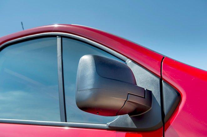 Nissan NV300 van wing mirror