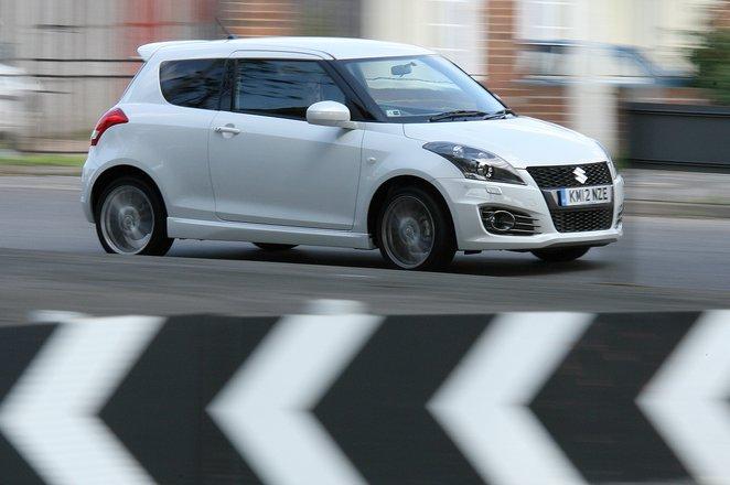 Used Suzuki Swift Sport 2012-2017