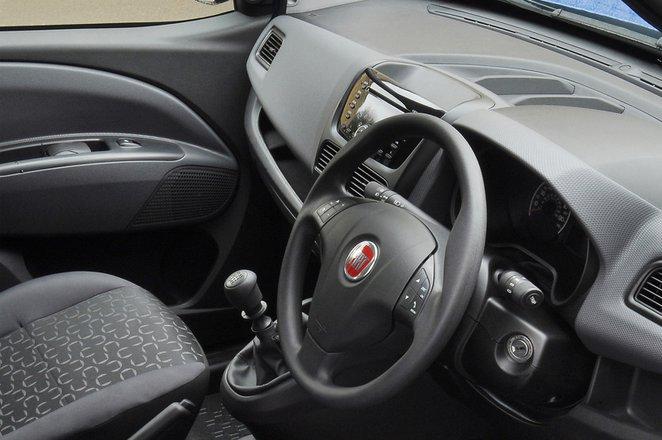 Fiat Doblo Cargo van