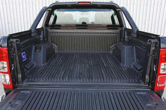 Ford Ranger bed