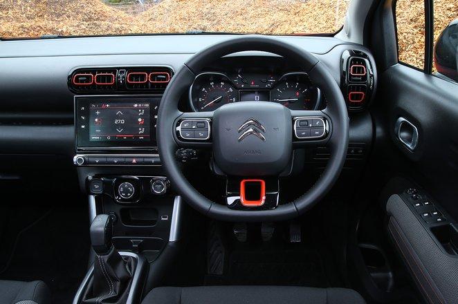 Used Citroen C3 Aircross 2017 - present