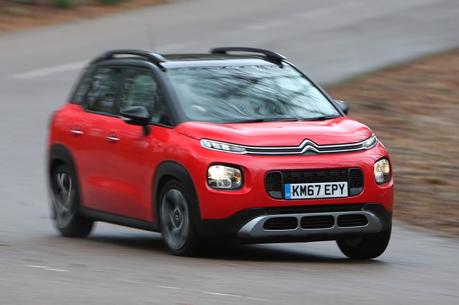 Used Citroen C3 Aircross 2017 - present